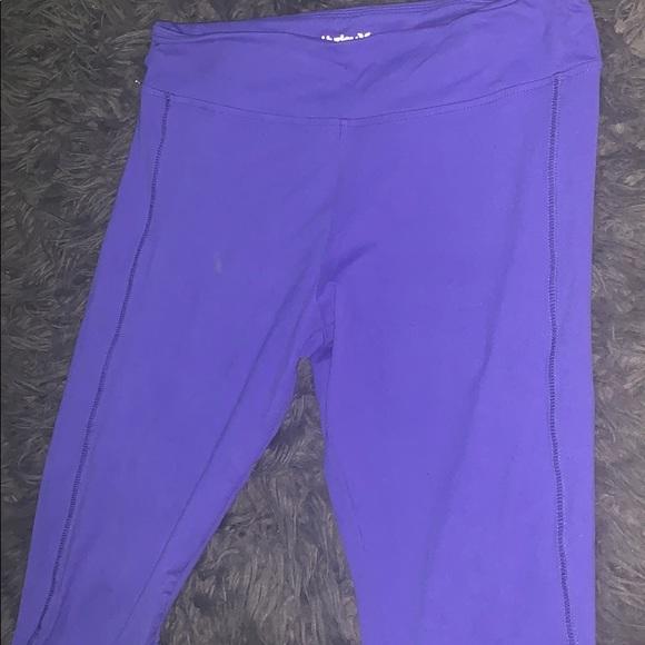 Hurley Pants - Purple leggings